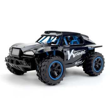 High Speed 60km/h RC Racing Car Trucks 1:18 2WD 2.4G Radio Control RC Car remote control car Off-Road boys Toys for Children 2