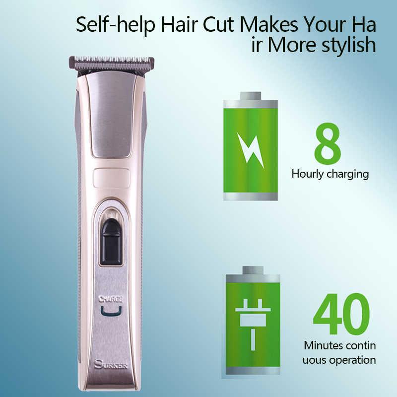 Новая машинка для стрижки электробритвы триммер для бороды для мужчин портативный мини машинка для стрижки волос SK-3013 бритва с 4 расчески Maquillaje