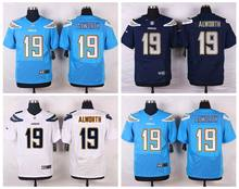 100% Stitiched,Los Angeles #19 Lance Alworth for mens Jersey(China)