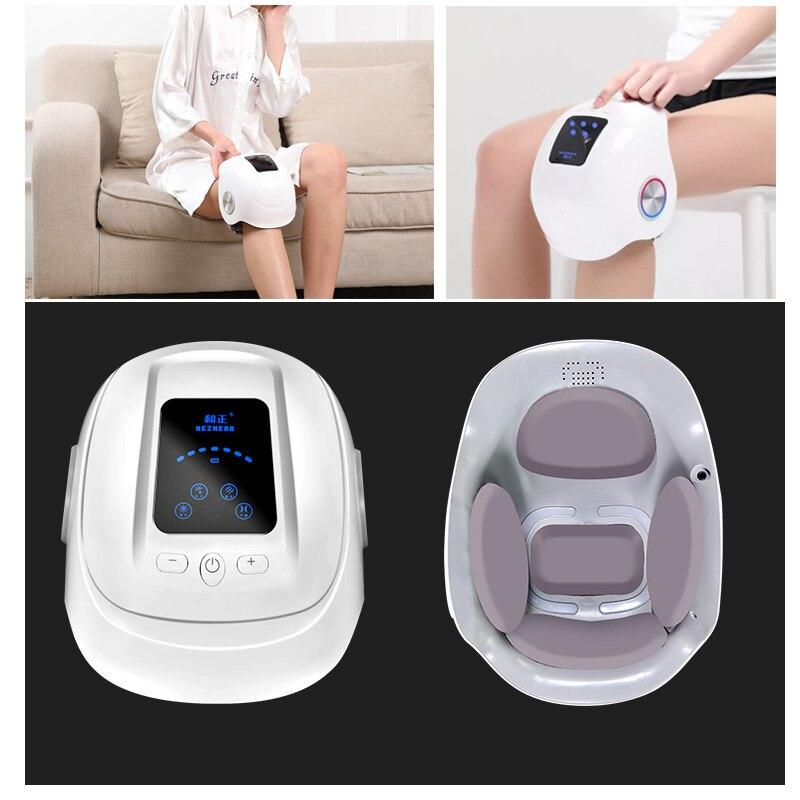 Лазерный воздушный массаж с подогревом, инструмент для ухода за коленями, физиотерапия, массаж ног, восстановление, облегчение боли, уход за