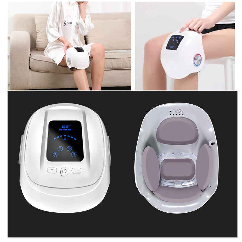 Laser Heated Air Massage Knee Care Physiotherapy Instrument Legs Knee Massage Rehabilitation Pain Relief Health Care For Parents