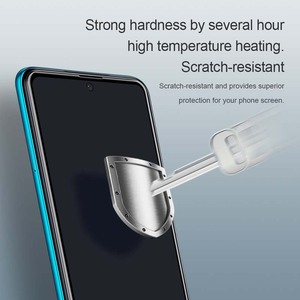 Image 5 - For Redmi Note 9 Pro Tempered Glass NILLKIN Anti burst Fully Coverage Screen Protector стекло for Redmi Note 9S