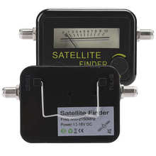 أداة قياس إشارة الأقمار الصناعية FTA LNB DIRECTV ، جهاز تحديد موقع الأقمار الصناعية للتلفزيون ، SATV