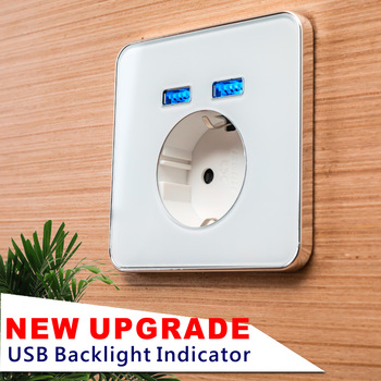 Electrical Sockets with USB