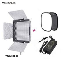 YONGNUO YN600LII YN600L II HA CONDOTTO LA Luce di Pannello 3200 K 5500 K luci Fotografia PER IL Video con Wireless 2.4G a distanza APP + AC + Softbox