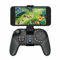 Draadloze Bluetooth Draadloze Gamepad Gaming Controller Game Pad Joystick voor PS3 Android IOS Telefoon Pad PC Smart TV