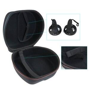 Image 3 - Жесткая Дорожная сумка из ЭВА, защитный чехол для хранения, чехол для Oculus Quest с системой виртуальной реальности и аксессуарами