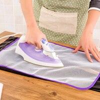 2019 paño de planchado protector tablero de temperatura alta plancha malla aislamiento almohadilla protección Ropa Accesorios Para el hogar