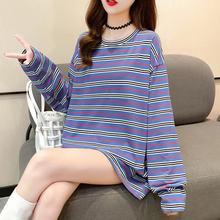 Модная Корейская женская одежда весна осень 2020 свободная и