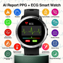Smart Watch 2021 ECG AI Report PPG+ECG Heart Rate Monitor IP67 Weather temperature monitor Fitness Tracker Smartwatch men women