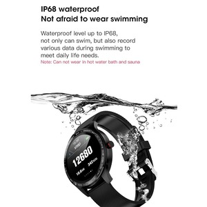Image 5 - Greentiger L9 Smart Watch Men ECG+PPG Heart Rate Blood Pressure oxygen Monitor IP68 Waterproof Bluetooth Smartwatch VS L5 L7 L8