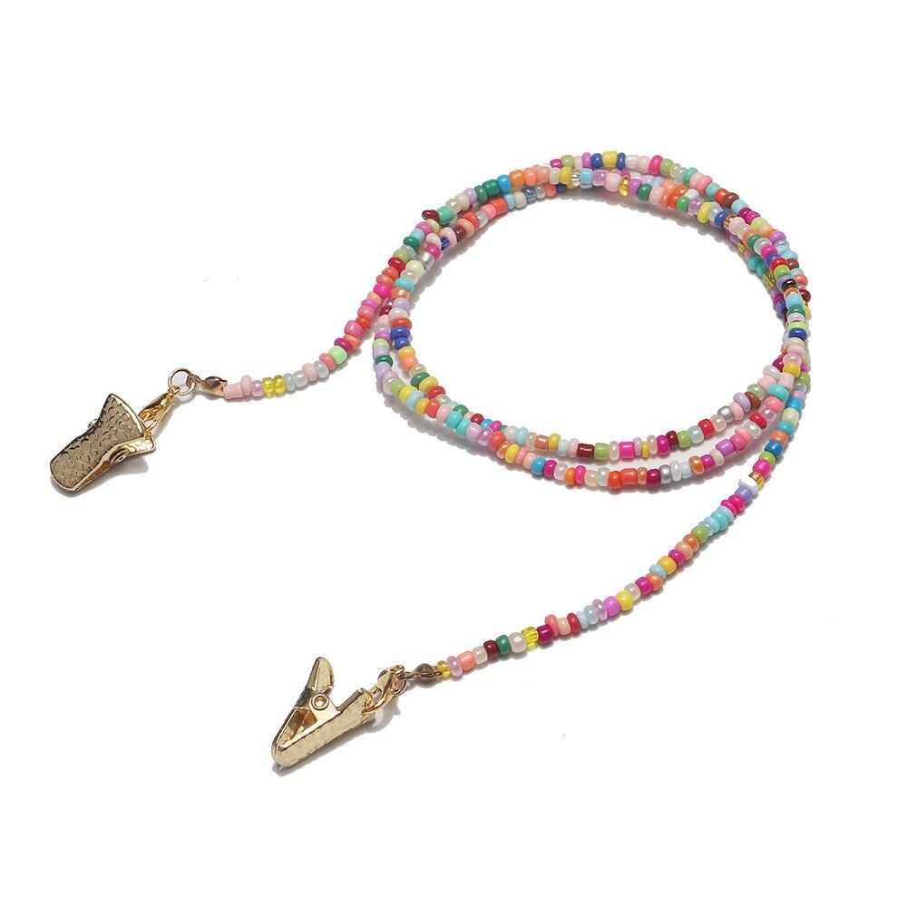 Купить многофункциональный держатель для очков longkeeper с разноцветными