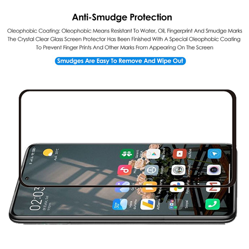 4-in-1 Camera +Tempered Glass For Xiaomi Poco X3 Screen Protector Explosion-proof Glass On Xiaomi PocoPhone X3 protective Glass