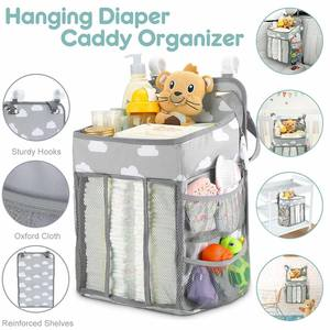Organizer Diaper Stacker Hanging-Diaper Newborn for Stroller Baby-Accessories