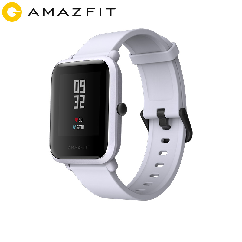 Image 5 - Global Version Huami Amazfit Bip Smart Watch GPS Gloness Smartwatch Smart watch Watchs 45 Days Standby for Xiaomi Phone MI8 IOS-in Smart Watches from Consumer Electronics