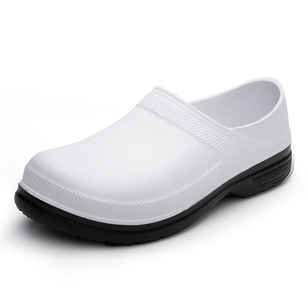 New Chef Shoes Of Medical Shoes Waterproof  Kitchen Slippers Restaurant Canteen Cafe Bakery Women Waiter Cleaning Work Shoes