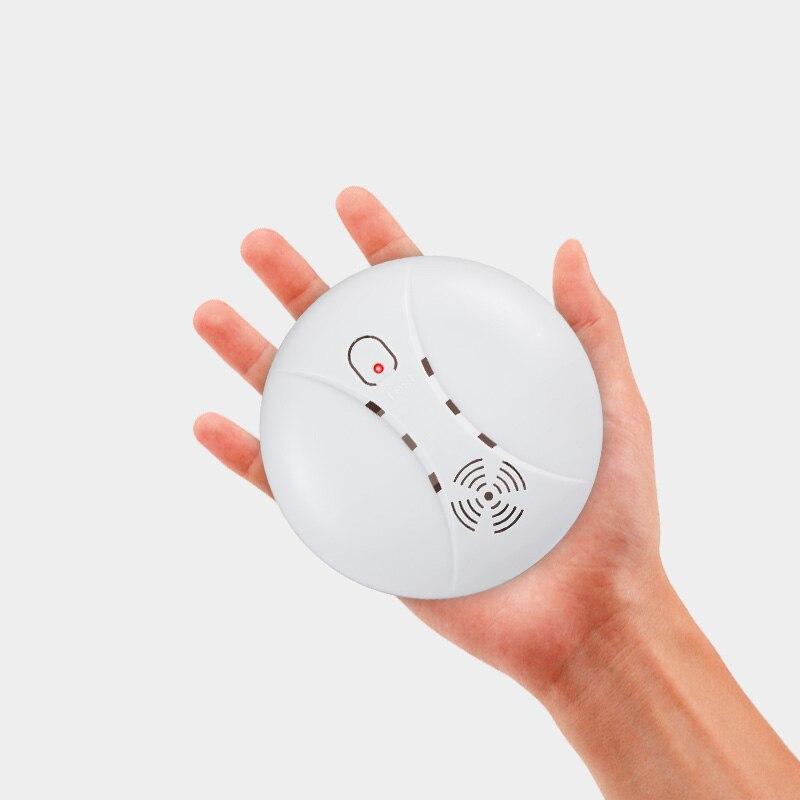 Towode-capteurs d'alarme portables   433MHz, détecteur de fumée de feu sans fil pour tout le système d'alarme à domicile, dans notre magasin