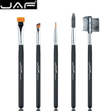 5 Pcs Makeup Brush Set Professional Face Eye Shadow Eyeliner Foundation Blush Lip Powder Liquid Cosmetics Blending Brush Tool(China)