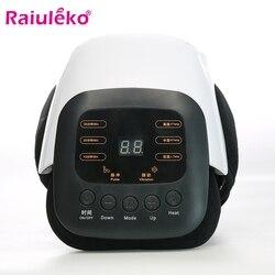Knie Massager Infrarot Elektrische Beheizte Vibration Gemeinsamen Physiotherapie Massage Relief Arthrose Rheumatischen Arthritis Pflege