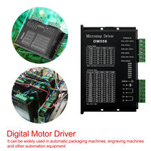 Micro Stepper Digital Stepper Motor Driver DM556 Stepper Motor Controller Suitable For Drive 57 And 86Motor(China)