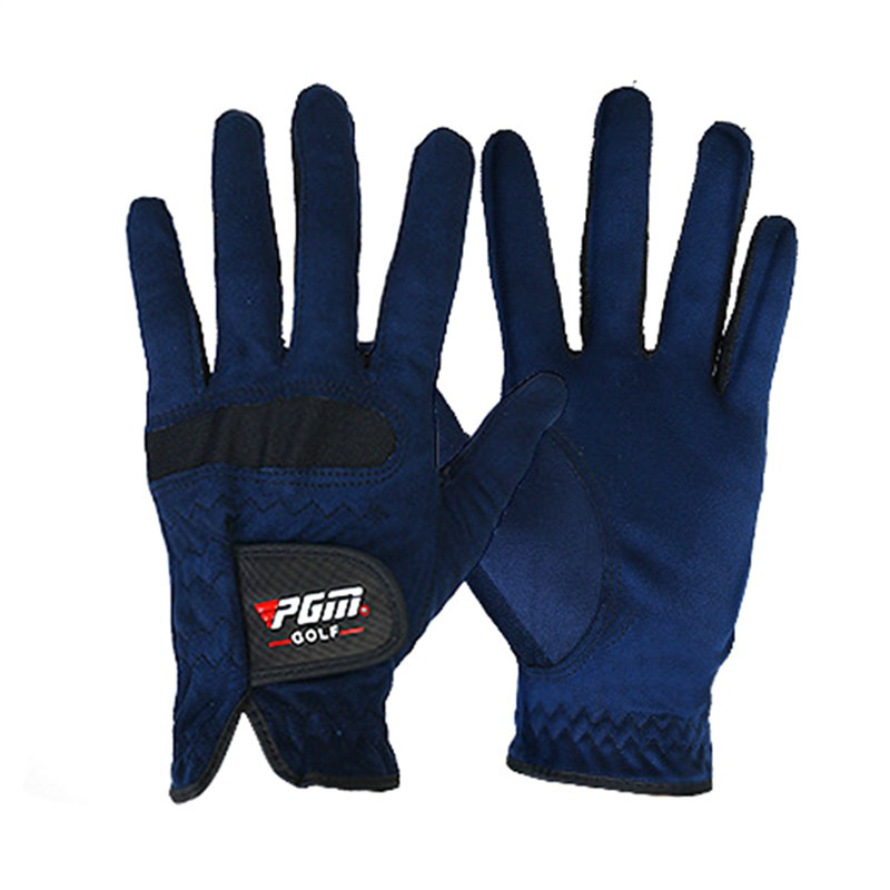 Men Right Left Hand Golf Gloves Sweat Absorbent Microfiber Cloth Soft Breathable Abrasion Gloves Brand New Arrival