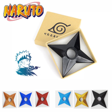 цены Plastic Naruto Cosplay Shuriken Ninja Star Ninja Darts Weapon Props