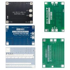 Image 2 - Batería de litio de iones de litio 3S 4S 5S, cargador 18650 BMS 25A 30A 40A 60A 100A, tablero de protección con Balance para Motor de taladro