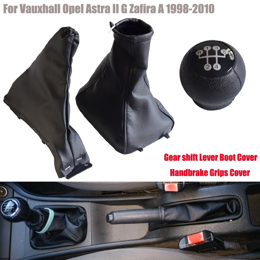 Машина для укладки ручной 5-Скорость рукоятка для рычага переключения передач HeadBall с пылезащитное покрытие для Vauxhall Защитные чехлы для сиде...