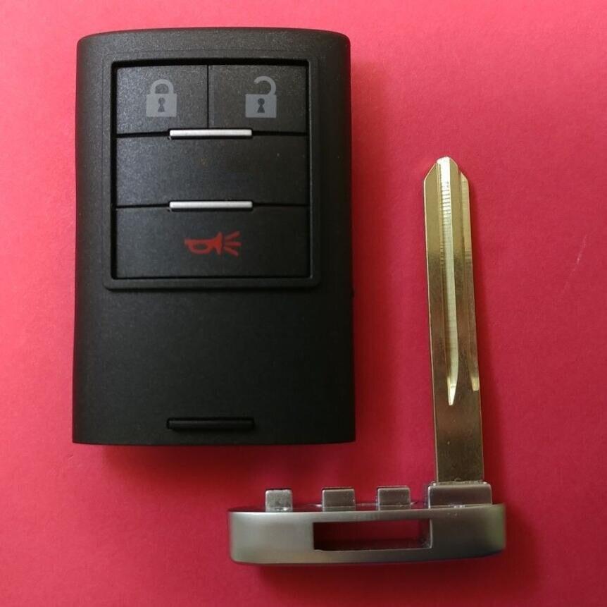 Оригинальный OEM умный ключ 2 + 1 Кнопка 433 МГц для Chevrolet Corvette 2008 2009 2010 2011 2012 2013