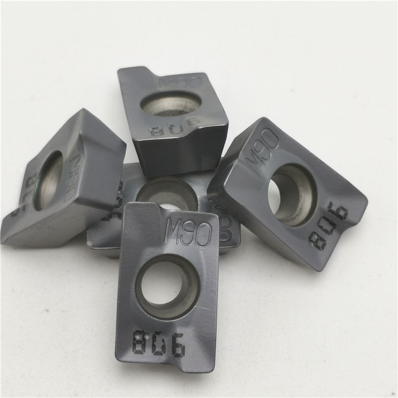 Milling turning tool HM90 ADKT 1505PDR IC908 External Turning Tools Carbide insert Lathe cutter Tool apkt1604 turning insert in Turning Tool from Tools