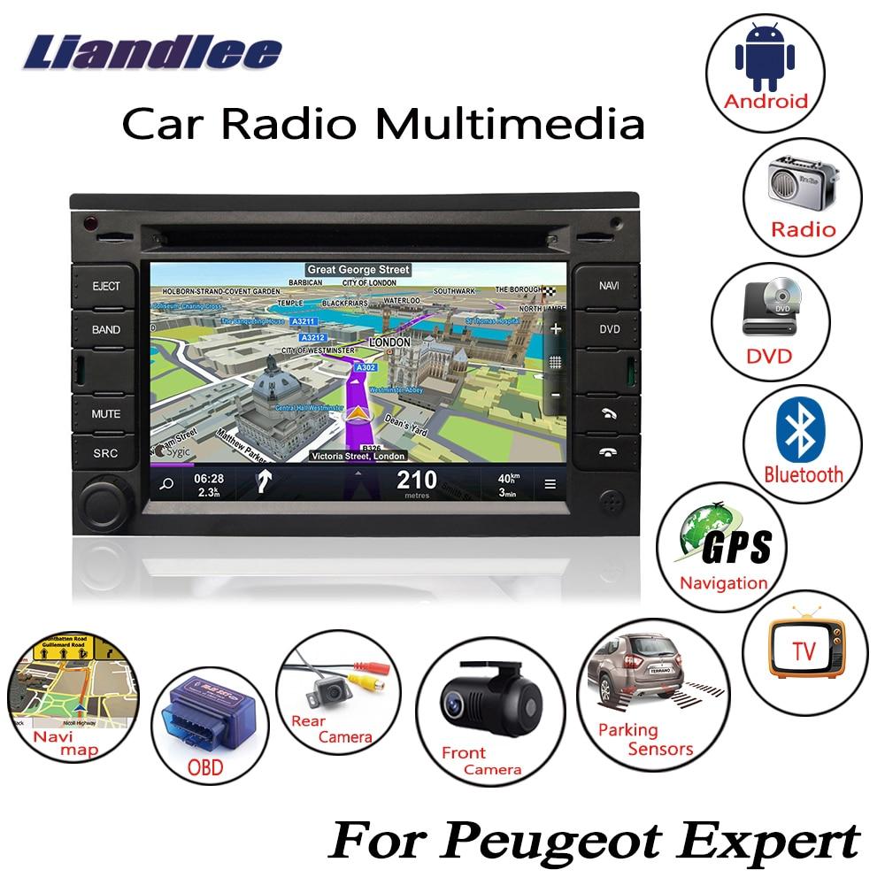 Expert Van Double Din Car CD Stereo Fascia Fitting Kit For Peugeot Partner II