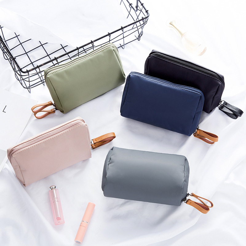 Stereoscopic Cosmetic Bag Travel Portable Makeup Bag Beautician Nylon Large Capacity Lipstick Organizer Toiletry Kit Case LMJZ