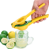 Espremedor de limão de metal de qualidade premium-espremedor de prensa de citrinos manual