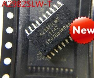 Image 1 - 무료 배송 100% 새로운 오리지널 A2982SLWT A2982SLWTR T 브리지 드라이버 칩 A2982SLW SMD SOP 20