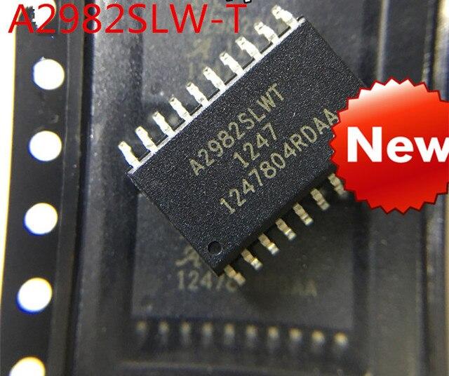 무료 배송 100% 새로운 오리지널 A2982SLWT A2982SLWTR T 브리지 드라이버 칩 A2982SLW SMD SOP 20