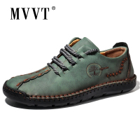 Leather Shoes Casual Sneakers Men Shoes Driving Comfortable Quality Leather Shoes Men Loafers Hot Sale Moccasins Tooling Shoe 1