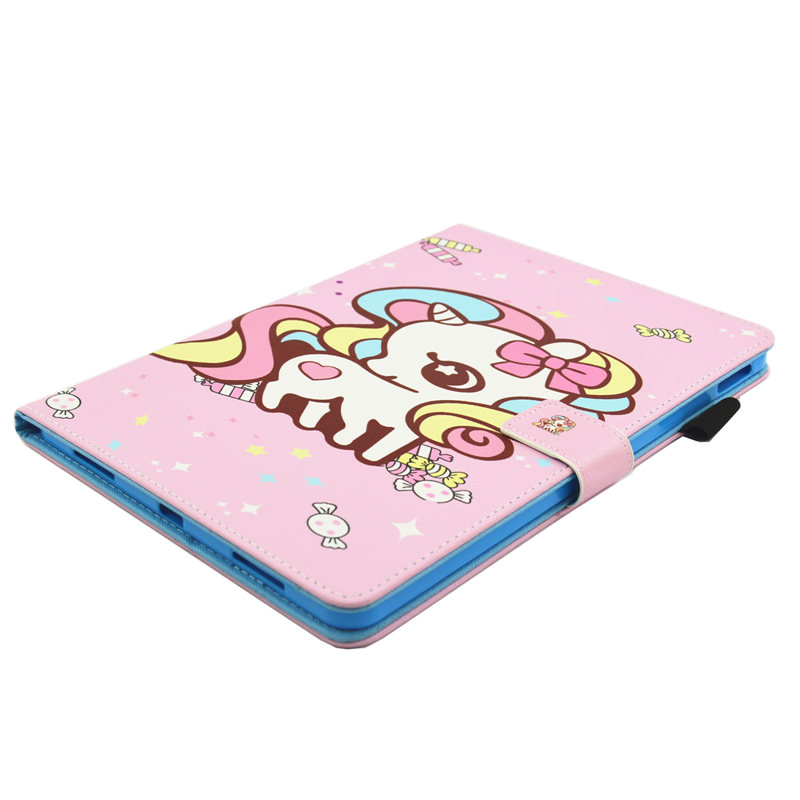 Tablet Unicorn Cat 10.2 2019 iPad Cover For Case 7th Cute 10.2