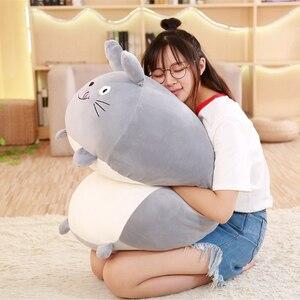 Image 4 - 60/90cm 자이언트 코너 바이오 베개 일본 애니메이션 Sumikko Gurashi 봉제 인형 부드러운 만화 어린이 소녀 발렌타인 선물