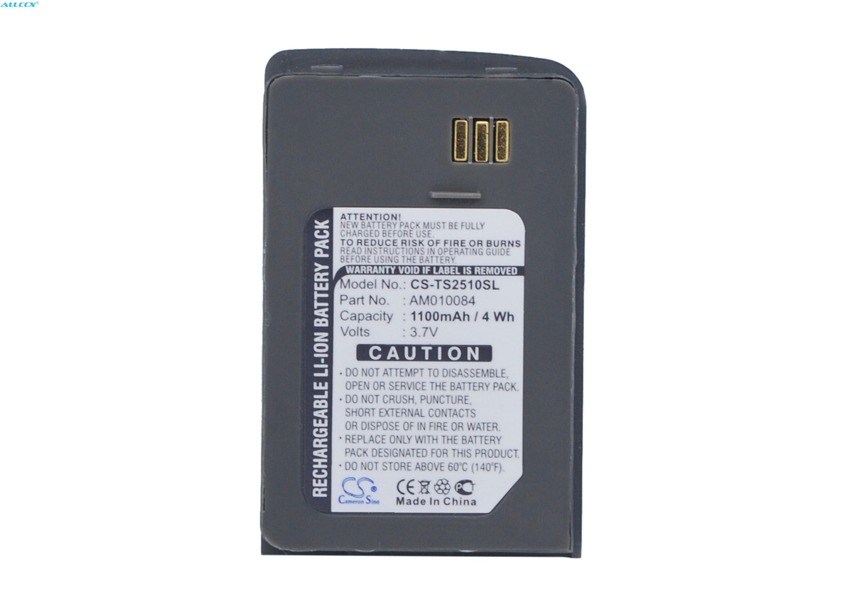 Cameron Sino 1100mAh Battery AM010084 for Thuraya SO 2510  SO 2520  SO 3319|Digital Batteries| |  - title=