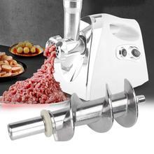 Części do maszynki do mielenia mięsa wysokiej jakości maszynki do mielenia mięsa śruba do elektryczne maszynki do mielenia mięsa armatura akcesoria do kuchni w domu tanie tanio Ashata CN (pochodzenie) Części maszynki do mielenia mięsa Meat Grinder Screw