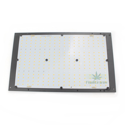 Figolite grow QB288 LM301H 125W mix 660nm LED grow light board  , board  with heat sink only , no driver