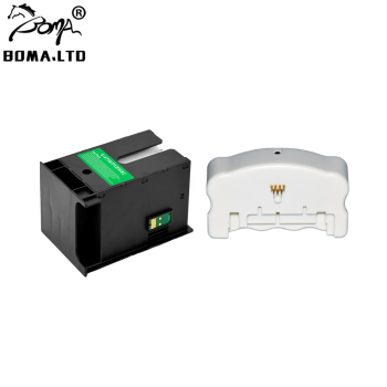 T6710 Resetter Ink Maintenance Box Waste Ink Tank For Epson Workforce WP-4525 WP-4015 WP-4025 WP-4095 WP-4515 WP-4535 WP-4595 фото