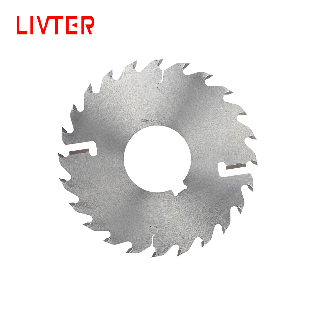 LIVTER Wood Circular Saw Blade Multi-saw Machine Cutting Blade With Carbide Tipped Cutterheads
