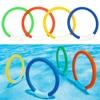 4pcs Diving Rings, Underwater Swimming Rings, Sinking Pool Toy Rings For Kid Children