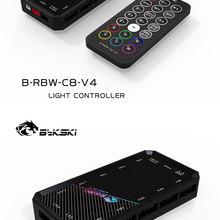 Bykski B-RBW-C8 V4 8+4 Channels 5v RGB RBW LED/FAN Remote Controller