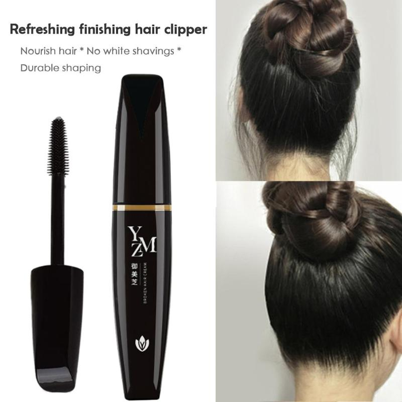 Portable Small Broken Flyaway Hair Styling Finishing Stick Hair Smoothing Cream Hairflow Finishing Stick Shaping