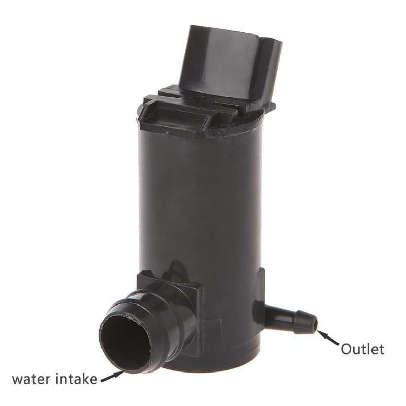 Hoge Druk 12V 3.7A Waterpomp Wasmachine Auto Glas High Power Wassen Wassen PumpDrop schip