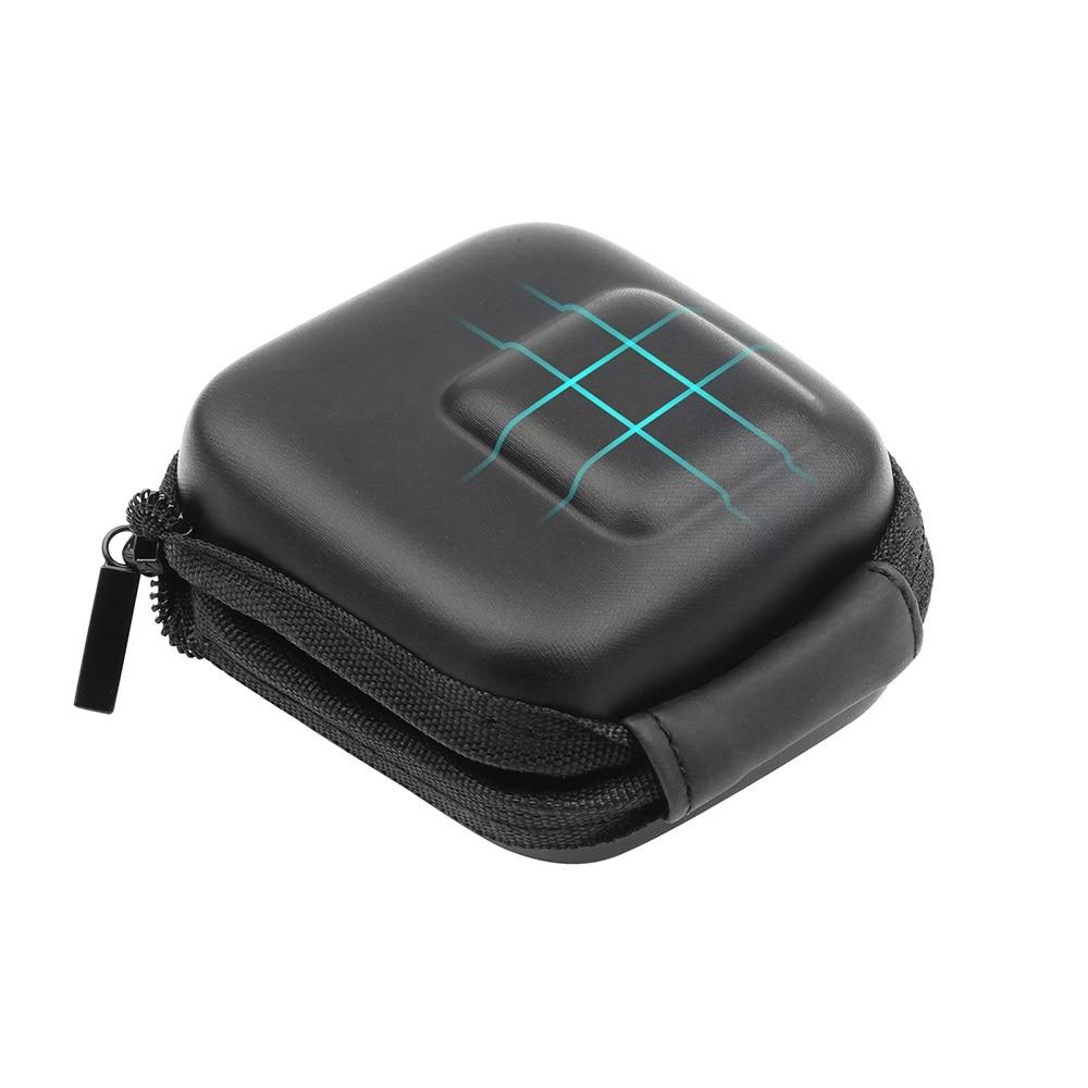 Мини EVA защитный чехол сумка для GoPro Hero 8 7 6 5 черный серебряный белый ящик для хранения камеры для Go Pro Hero 7 6 5 аксессуар