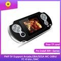 ANBERNIC Tragbare PMPIV Retro Spiele Handheld Retro Spielkonsole 2,7 HD Bildschirm Kinder Geschenk Simulator Video spiel 500 + spiele PMP4