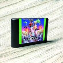 """בעיות היורה ארה""""ב תווית Flashkit MD Electroless זהב PCB כרטיס עבור Sega Genesis Megadrive וידאו קונסולת משחקים"""